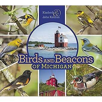 Birds and Beacons of Michigan - 9780764359262 Book