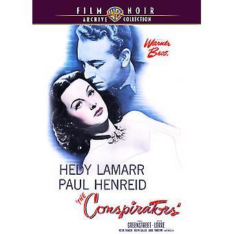 Samenzweerders (1944) [DVD] USA importeren