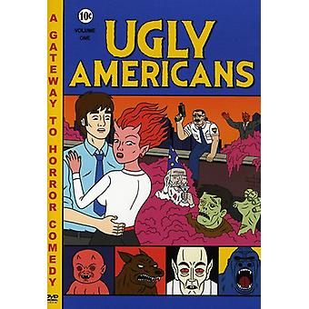 Ugly Americans - Ugly Americans Vol. 1 [DVD] USA import