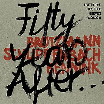 Fifty Years After Live At The Lila Eule 2018 [CD] USA import