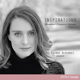 Inspirations [CD] USA import