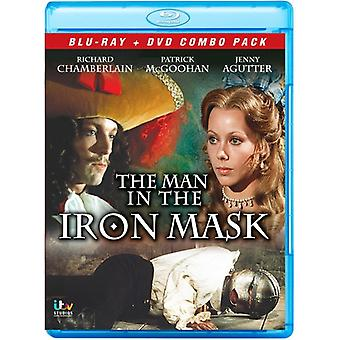 Man in the Iron Mask (1976) [BLU-RAY] USA import