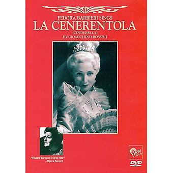 G. Rossini - La Cenerentola-Comp Opera [DVD] USA import
