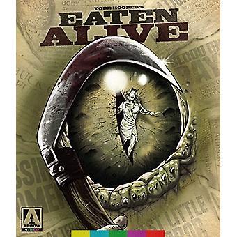 Eaten Alive [Blu-ray] USA import