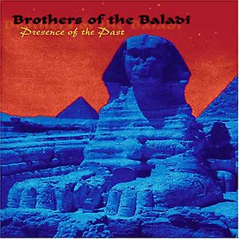 Brothers of the Baladi - Presence of the Past [CD] USA import