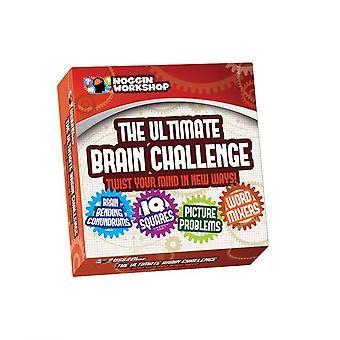 The ultimate brain challenge - twist your mind in new ways