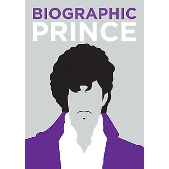 Prince Great Lives in graphic form door Liz Flavell