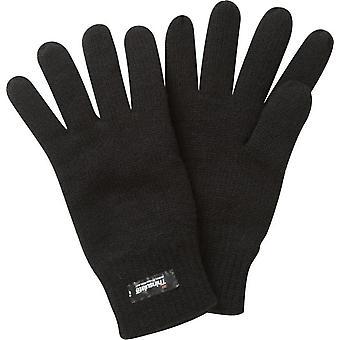 Hi-Gear Men's Acrylic Thinsulate Glove Black