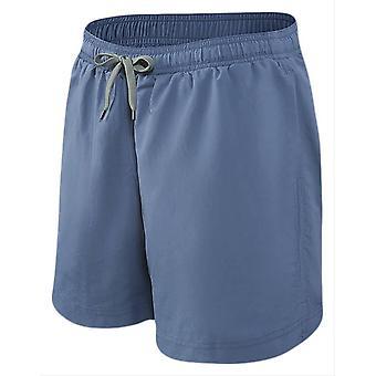 Saxx Underwear Co Cannonball 2N1 Regular Swim Shorts - Ink Blue