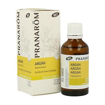 Organic Argan Vegetable Oil 50 ml of oil