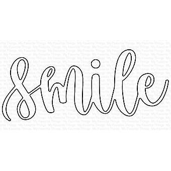 My Favorite Things Scripty Smile Die-namics