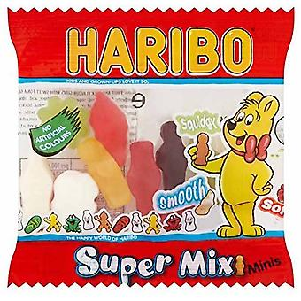 HARIBO SuperMix 1.6kg bulk sweets, 100 x 16g