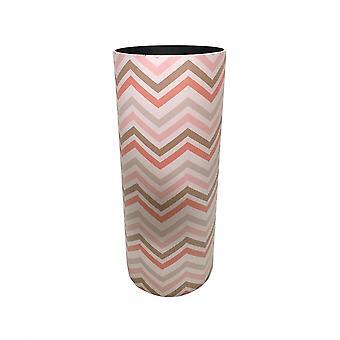 Rebecca Furniture apporte parapluies bâtons de marche Mdf Toile Blanche 50x20x20