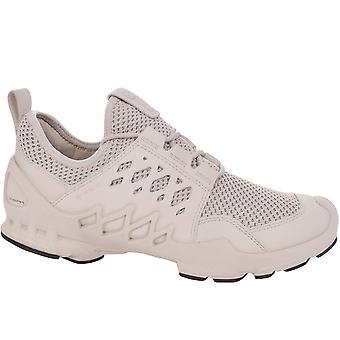 Ecco Womens Biom Aex Gore-Tex Outdoor Active Trainers Sneakers - Gravel