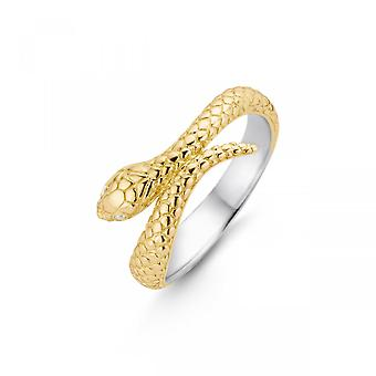 Ring Ti Sento Poolside refleksioner 12160SY - Silver Ring dor dyr form