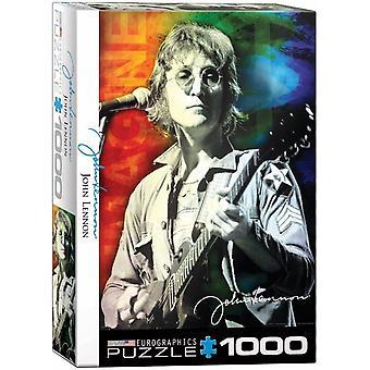 ג'ון לנון - 1000 פאזל חתיכת פאזל