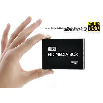 Full Hd 1080p Media Player Center Multimedia Video Player Media Box With Hdmi