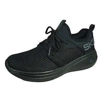 Skechers Go Run Fast-Valor Womens Running Shoes / Trainers - Preto