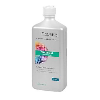 Life-Flo Charcoal Body Wash, Agrumes, 14,5 oz
