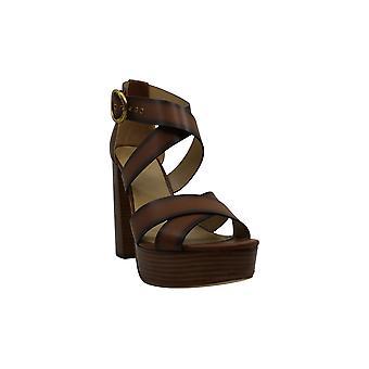 مايكل مايكل كورس Women & s أحذية ليا منصة فتح توب مناسبة خاصة سانت ...