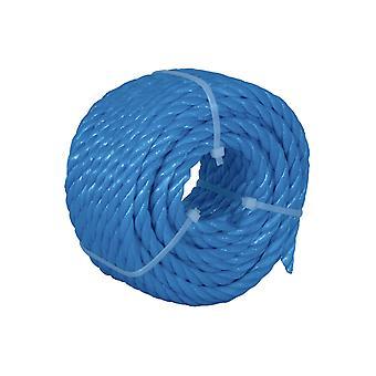 Kendon BR1015 3ST Blue Polypropylene Rope 10mm x 15m RD19541