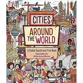 Cities Around the World: Aa� Global Search and Find Book