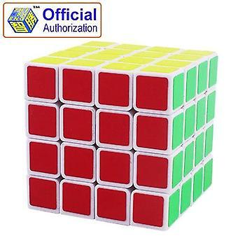 Magic Cube 4x4x4 6cm täydellinen sulkeminen Erittäin vikasietoinen muu kuin korttikulmanopeus