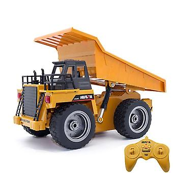 Rc Alloy Engineering Truck Superpower Tipper Dump Beach