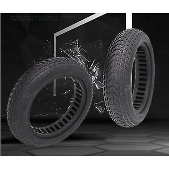 צור קטנוע חשמלי ואקום מוצק להימנע גרסה משודרגת פנאומטית חלול