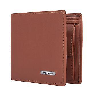Bruno banani heren portemonnee wallet portemonnee Cognac 2195