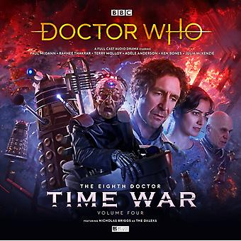Doctor Who  The Eighth Doctor Time War 4 by Fitton & MattMcMullin & LisaDorney & John
