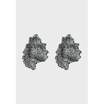Kalevala Earrings Women's The KUU Collection Silver 2651450T