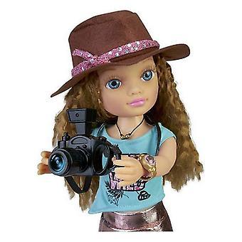 Doll Nancy A Day Fashion Wild Famosa (43 cm)