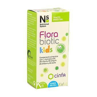 Flora Biotic Kids 8 packets
