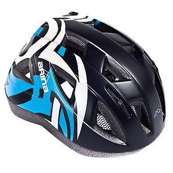Arina Prime Helmet Matt Black / Blue / White Kids