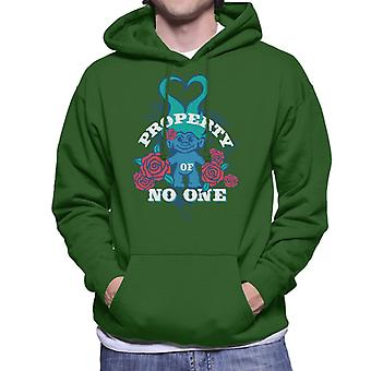 Trolls Ominaisuus No One Love Heart Men's Huppari