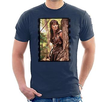 Xena Warrior Princess In The Jungle Men's T-Shirt