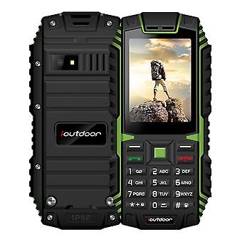 Feature Mobile Phone Rugged Ip68 Waterproof Phone Fm Gsm Sim Card Led