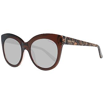 Guess By Marciano Women's Sunglasses Brown GM0760 5445G