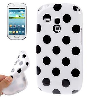 Estojo protetor para celular Samsung Galaxy S3 mini i8190 / i8195 / i8200