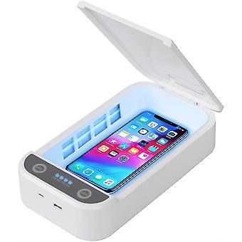 Uv telefon Dezinfekční prostředek přenosný Uvc světla dezinfekční box