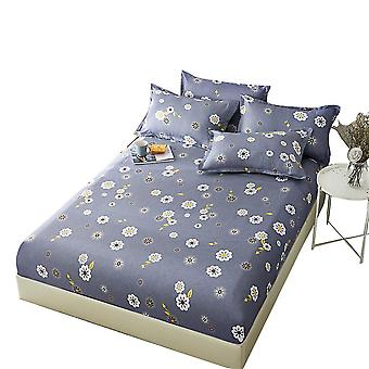 Non-slip Bedspread Printed Fitted Sheet
