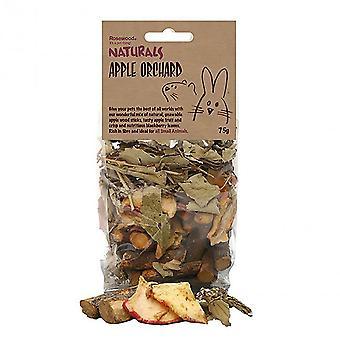Rosewood omena hedelmätarha pieni lemmikkieläinten ruoka