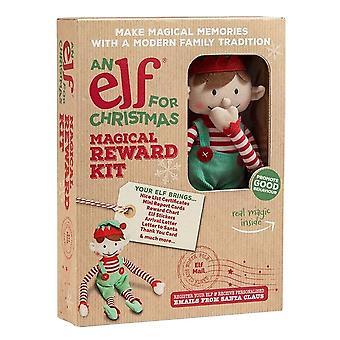 Un elfe pour Noël - Kit récompense magique
