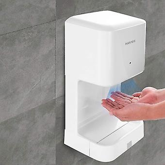 Modundry Hand Dryer Automatic Electric Fast Dry High Speed Hand Dryers with Drain Tray for Bathroom