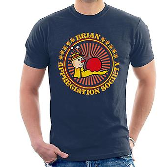 The Magic Roundabout Brian Appreciation Society Men's T-Shirt