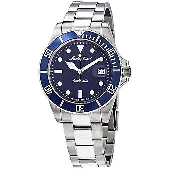 Mathey-Tissot Mathey Vintage Automatic Blue Dial 42 mm Men's Watch H9010ATBU