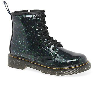 Dr. Martens 1460 Cosmic Glitter Girls Junior Boots