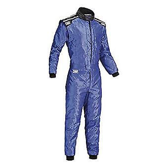 Racing jumpsuit OMP KS-4 Blue (Size XXL)