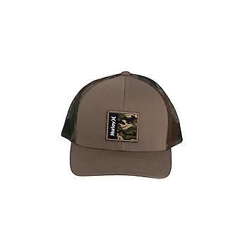 Hurley Men's Trucker Cap ~ Seacliff brown
